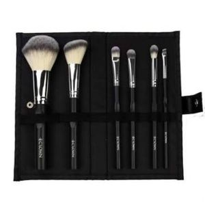 Crown PRO 6 Piece Brush Set Limited Edition New